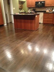 """New """"dark"""" floor"""