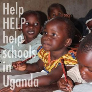 "Go to www.indiegogo.com an search for project- ""help HELP help schools in Uganda"" to donate!"