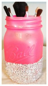 pink jar