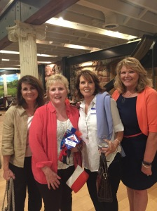 Janalee, me, Debbie, Linda