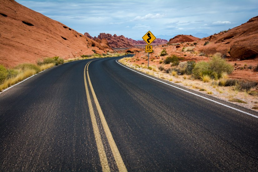 change road